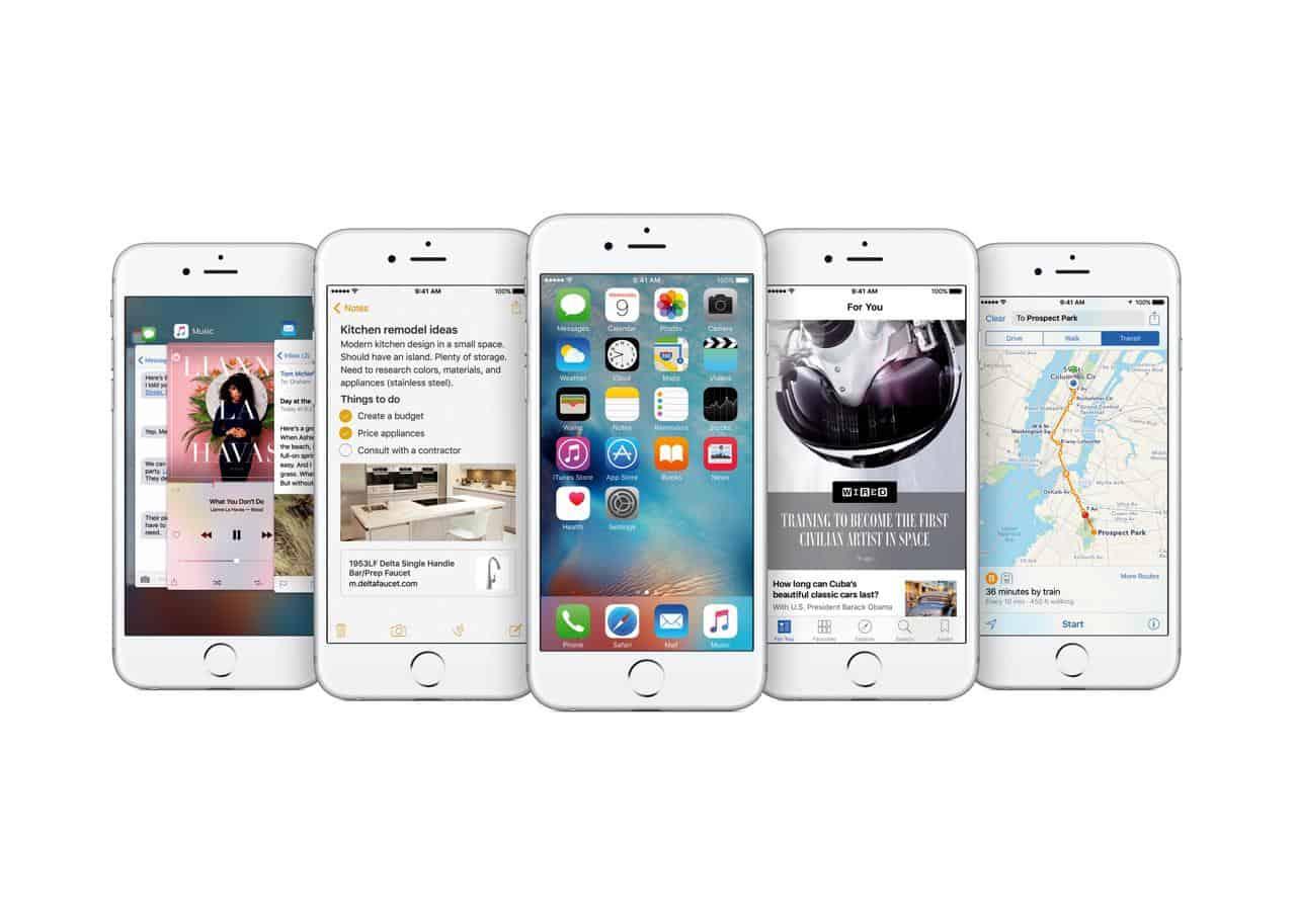 iOS最新版「iOS 9.2.1」をリリース。